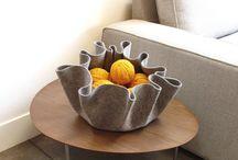 felt bowls