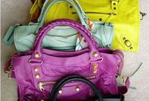 Handbags / by Stella Branch