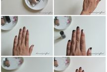 Nail Art / Simple and Easy nail arts