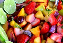 Recipes for Fruit Salads / by Lynn Morris