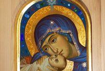 ikony Boże narodzenie/ Nativity icons