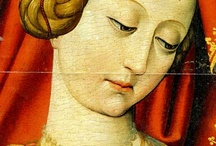 Medieval: Hairstyles / Inspiration for a coming blog post on medieval hairstyles.