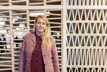 TIERRAS Mutina Tiles By Patricia Urquiola. / Patricia Urquiola was born in Oviedo, Spain, and currently lives and works in Milan. Tierras its a new colecction tiles she is desing for a Mutina ceramiche.