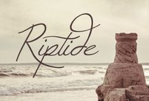 Riptide / Fourth book in the Drifters series