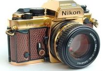 Рисунки фотоаппаратов