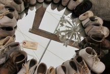 Ideas to reuse shoes and boots / Lots of ideas of how to reuse a child's outgrown footwear