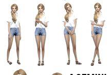 Sims4 pose