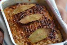 recette pain de viande poisson légumes / recette facile rapide fraîche ou pas de pain de viande poisson ou légumes