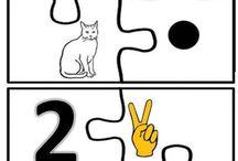 Puzzle numération