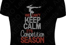 Keep Calm It's Competition Season