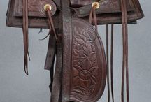 1870 Cheyenne Saddle