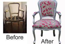 Rifare la sedia