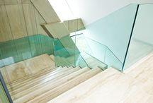 Γυάλινα κάγκελα και σκάλες / Οι καλύτερες προτάσεις για γυάλινα κάγκελα και σκάλες, εσωτερικού και εξωτερικού χώρου, για το σπίτι ή την εργασία!