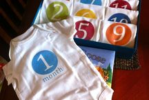 Baby Shower Gifts and Ideas / by Melanie Wood