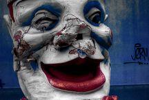 Abandoned~Amusement Parks / by Jean Case