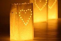 lanterns  / Luce d'atmosfera