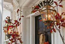 Seasonal decor / by Julie Baryla