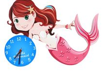 Wall Clocks At Babyoodles / Here You Can Discover The smart range of Fancy Wall Clocks for your kid's room.Every Clock design has attractive theme so come and grab it now