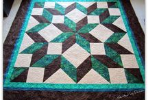 Quilts -CARPENTERS STAR / by Solei Williams
