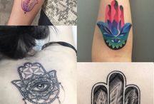 Tatuaże na rękach