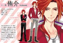 Brother Conflict Anime Serial / Brother Conflict Anime