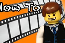ANIMATION | Brickfilms & Legos / for kids