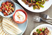 Healthy Mexican dishes