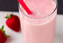Juices & smoothies / Yummy drinks
