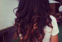 <3 hair color