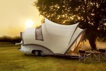 Small Mobile living spaces