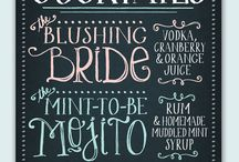 Cori&Cata are getting married - Wedding inspiration
