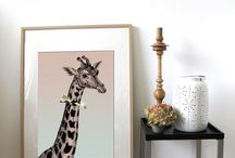 Kids Stuff & Decoration / Beautiful items for kids and mums.
