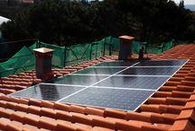 Impianto Fotovoltaico Reggello / impianto civile parzialmente integrato