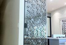 Decorative screens/Wall dividers
