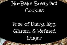no dairy breakfast