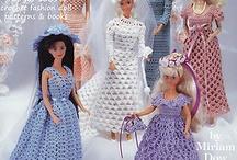 Barbie doll crochet patterns
