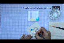 My Stampin'Up! NL Video tutorials
