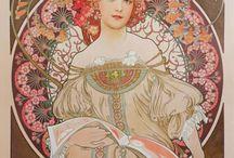 ART: Alphonse Mucha
