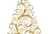 CHR : Golden Christmas.