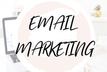 ♥︎ EMAIL MARKETING / email marketing strategies for bloggers