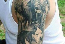 Tier tattoo