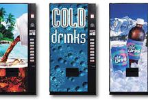 Custom Vending Machine Fronts / Gobal Vending Group offers the following custom vending machine fronts for most every machine.
