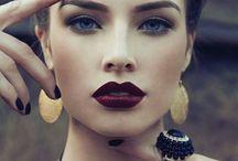 Make-up & Hair / Inspiration I like for makeovers and boudoir