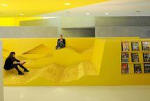 interior / public space