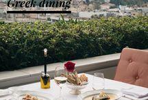 Epicurean Journey through Athens / Explore Athens - An iconic destination rich in gastronomic history  Discover more >> http://journeygreece.com/epicurean-journey-athens/