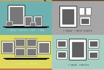 wzory rozmieszczenia obrazów