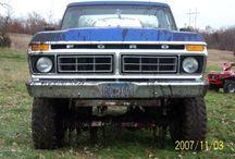 Ford Trucks / Found On Road Dead! / by Austin Adams