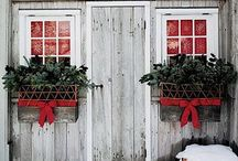 Christmas curb appeal / by HomeGardenDirectory .com
