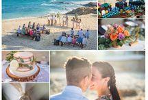Boho Chic Cabo Beach Wedding with a Mexican Flair