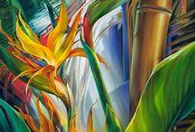 pinturas al oleo OLEO